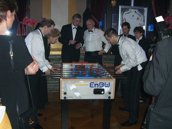 Tischfußball-Events: Hall of Fame 27